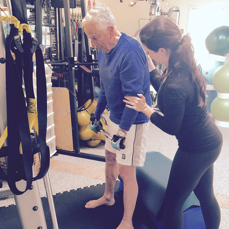 Active Aging - Personal Training for Seniors